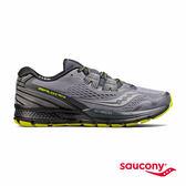SAUCONY ZEALOT ISO 3 REFLEX 專業訓練鞋-灰x黑x芥黃