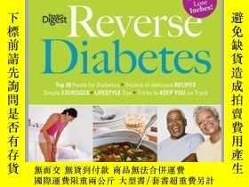二手書博民逛書店Reverse罕見DiabetesY410016 Editors of Reader... Reader s