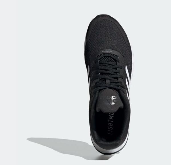 Adidas Duramo SL Shoes男款黑色白條紋慢跑鞋-NO.FV8786