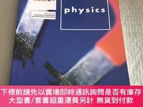 二手書博民逛書店英文罕見Checkpoint Physics Pupil s BookY238497 Riley, Peter