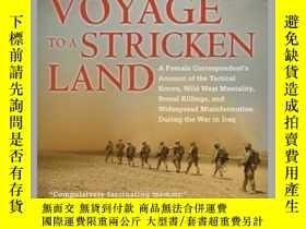 二手書博民逛書店Voyage罕見to a Stricken LandY410016 Sara Daniel Arcade (F
