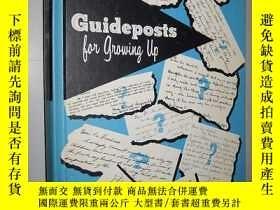 二手書博民逛書店Guideposts罕見for Growing Up by El