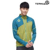 TERNUA 男 Warmshell立領外套1643356 AF / 城市綠洲(輕量透氣、彈性、防曬、快乾)