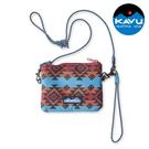 【KAVU】休閒斜背小包 Renrose 9207 地平線毯 / 城市綠洲 (斜背包、手提包、美國品牌)