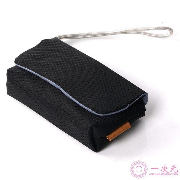 背包客適用索尼RX100收納包理光GR松下卡片機佳能G7X G9Xii相機包