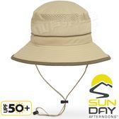 Sunday Afternoons S2D03037B-259古銅  兒童防潑水圓桶帽(安全扣) 防曬休閒帽