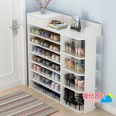 鞋架簡易鞋柜家用經濟型家里人簡約現代門廳柜門口鞋架省空間