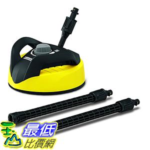 [美國直購] Karcher 凱馳 T300 高壓水槍配件 多功能清洗刷 Hard Surface Cleaner for Electric Power Pressure Washers