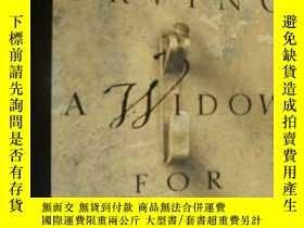 二手書博民逛書店a罕見widow for one year 毛邊書Y398159 john irving random 出版