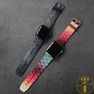 適用于apple watch硅膠運動錶帶iwatch蘋果手表腕帶【雲木雜貨】