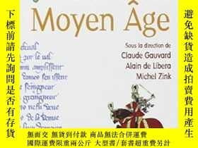二手書博民逛書店Dictionnaire罕見Du Moyen AgeY364153 Michel Zink Presses U