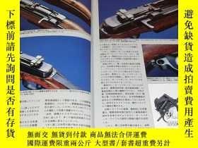 二手書博民逛書店Firearms罕見of Japanese Imperial Army and Navy book japan g