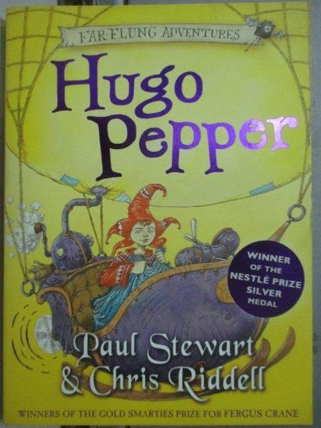 【書寶二手書T8/兒童文學_JNJ】Hugo Pepper_Paul Stewart