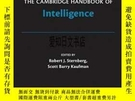 二手書博民逛書店【罕見】The Cambridge Handbook Of IntelligenceY175576 Rober
