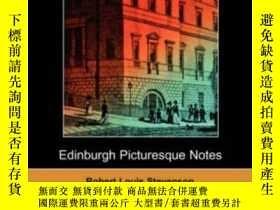 二手書博民逛書店Edinburgh罕見Picturesque NotesY256260 Robert Louis Steven