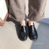 霧雨家制服鞋霧羽配jks制服的正統夏日本日系學生女小皮鞋英倫。「時尚彩虹屋」
