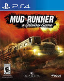 PS4 Spintires: MudRunner(美版代購)