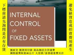 二手書博民逛書店Internal罕見Control of Fixed Assets: A Controller and Audit