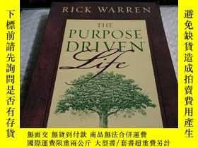 二手書博民逛書店RICK罕見WARREN THE PURPOSE DRIVENY
