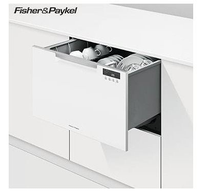 『好禮4選1*紐西蘭 Fisher & Paykel 菲雪品克 單層白色洗碗機(7人份) DD60SCHW9