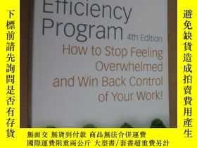 二手書博民逛書店The罕見personal efficiency program