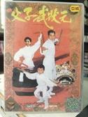 挖寶二手片-Z04-007-正版DVD-華語【父子武狀元】-李連杰 梅艷芳(直購價)經典片 海報是影印