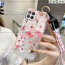 浮雕文藝花朵三星A22 5G手機殼三星A22保護殼Samsung Galaxy A22手機殼 全包防摔殼三星A22手機殼