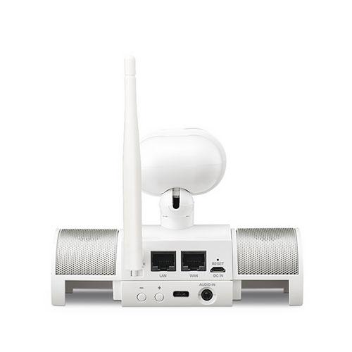 【5折專區 拆封福利品只有一個】Sapido 傻多 IPJC1n 智慧 雲端 無線 音響 監控 分享器