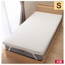 ◆單人 高彈力睡墊 7cm極厚 DEOD...