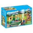 摩比積木 playmobil 城市 貓咪遊樂場