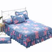 (萬聖節)床裙單件棉質床罩床單床笠全棉席夢思防滑床套1.8/1.5/2.0m米