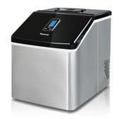 製冰機25kg商用小型奶茶店手動家用吧台式酒吧方冰塊製作機 〖korea時尚記〗