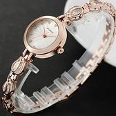 石英錶-韓版流行動人手鍊造型女手錶5色71r9【時尚巴黎】
