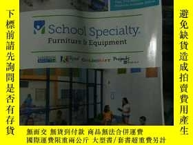 二手書博民逛書店school罕見specialty. furniture equ