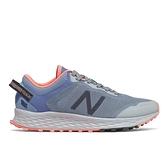 New Balance 女款灰藍色網布運動慢跑鞋 WTARISCG