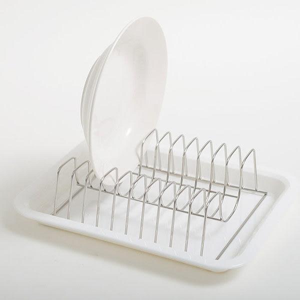 瀝水架 碗盤架 廚房收納【D0062】日式不鏽鋼盤架 完美主義