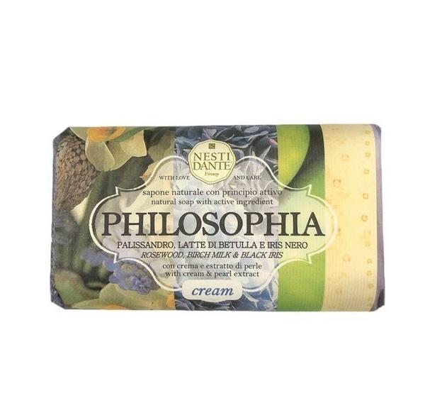 義大利 NESTI DANTE 身體香皂 PHILOSOPHIA 紅木 樺木奶 黑色鳶尾花 (Rosewood/ Birch Milk/ Black Iris) 250g