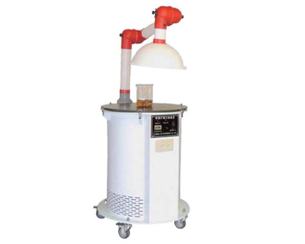 移動式抽氣過濾裝置 活性碳過濾 耐酸鹼檯面 萬向三段旋轉抽氣罩 抽排風機 抽排風機 實驗室 工廠