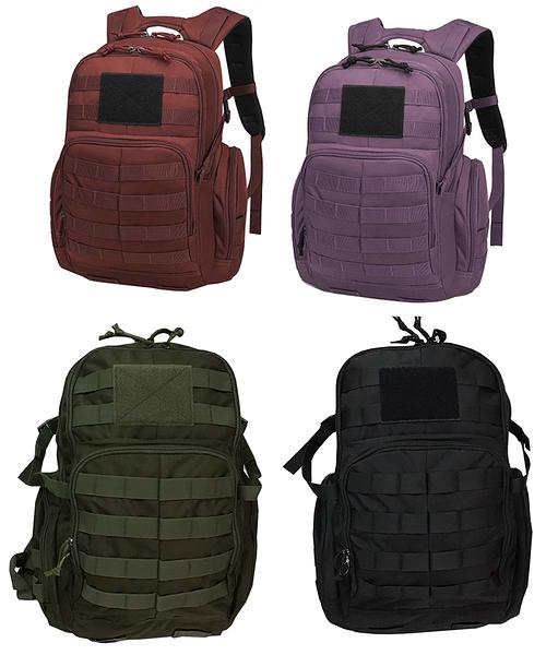 ~雪黛屋~Mountaintop 後背包大容量可A4資夾背心式防水尼龍布護脊透氣護肩胸前腰部釦MMPA6299