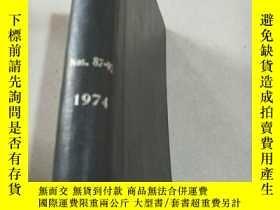 二手書博民逛書店NITROGEN罕見Nos 87-92 1974 氮Y21282