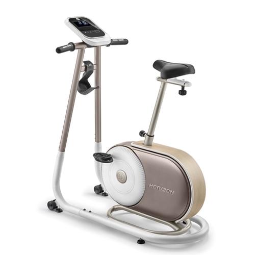 喬山 HORIZON Citta系列 BT5.0 直立式健身車/桌面 琥珀金款