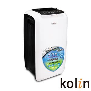 KOLIN歌林不滴水5-7坪冷暖除濕移動式空調10000BTU KD-251M02