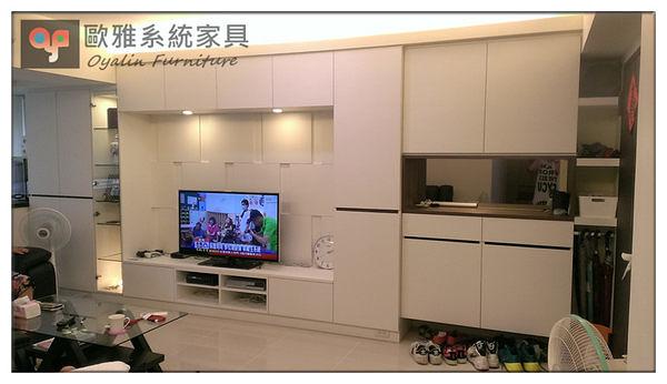 【歐雅系統家具】系統家具 系統收納櫃 入口造型鞋櫃收納