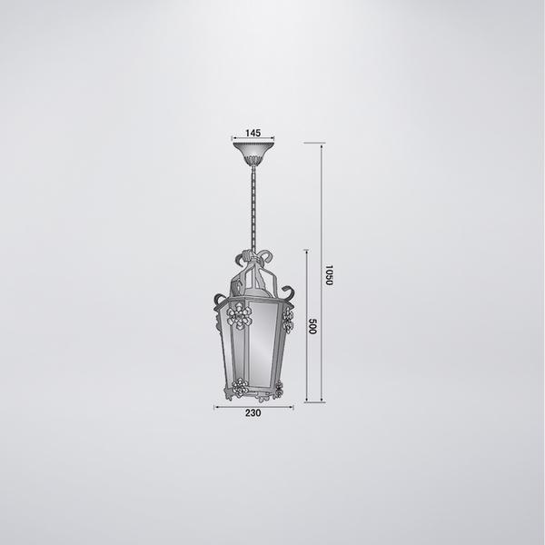 戶外吊燈 防水型 可搭配LED