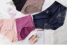 浪莎內褲女蕾絲純棉襠100%無痕冰絲款性感女士內褲三角中低腰大碼