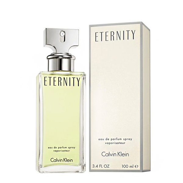 Calvin Klein CK Eternity 永恆女性淡香精 100ml (01405)【娜娜香水美妝】