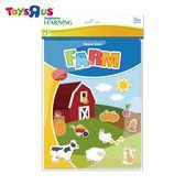玩具反斗城 UNIVERSE OF IMAGINATION 農場動物磁鐵組