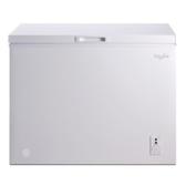 Whirlpool惠而浦  WCF255W1 臥式冰櫃 255L 冰櫃 純白 首豐家電