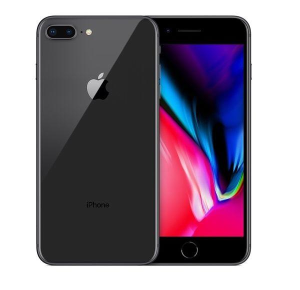 Apple iPhone8 Plus / Apple iPhone 8 Plus / i8p i8+ 256G 5.5吋 / 現金優惠價【太空灰】
