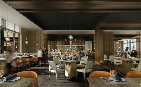 板橋希爾頓酒店 悅市集平日晚餐券